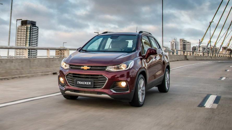 Chevrolet Tracker fica até R$ 1.100 mais caro em novo aumento