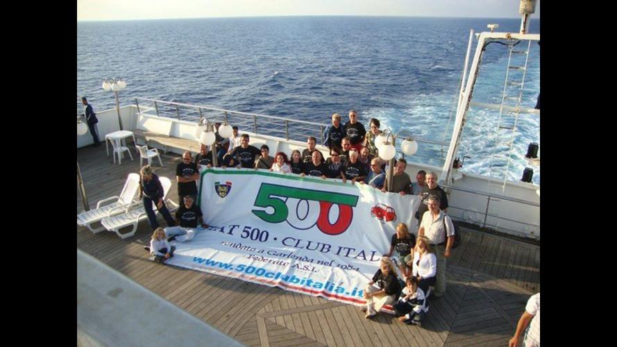 Fiat 500 Expedition Team Tunisia