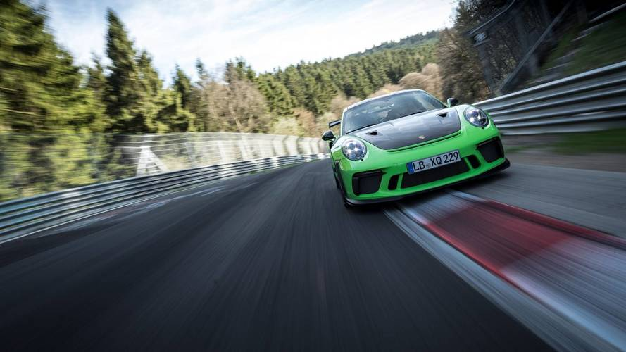 Porsche 911 GT3 RS Laps The Nürburgring In 6:56.4