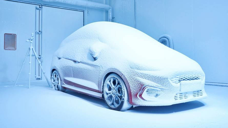 Ford can control the weather in its new factory