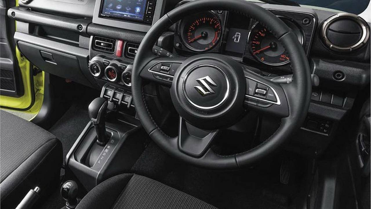 Suzuki Cars Official Website Auto Electrical Wiring Diagram Bmw 7 Series Interior Yy50qt 6 Honda 2019 Jimny Image