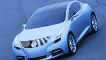 Buick Riviera Concept Unveiled at Auto Shanghai 2007