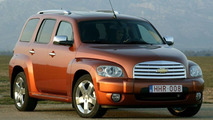 Chevrolet HHR European Debut in Geneva