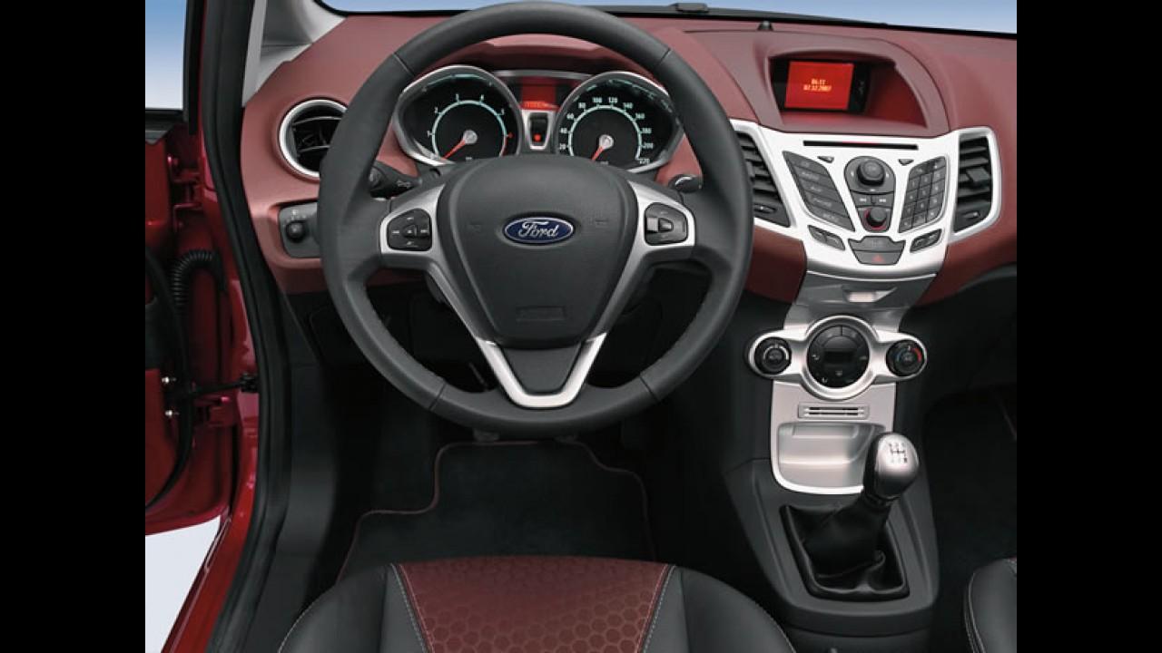 Novo Ford Fiesta: Versão norte-americana será mostrada no Salão de Los Angeles