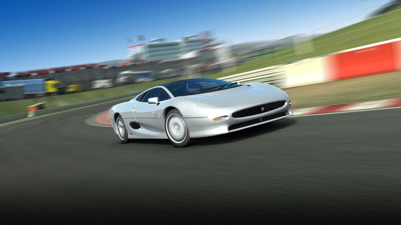 Real Racing 3 - Jaguar'ın Evrimi