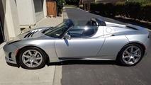 2008 Tesla Roadster prototipi, eBay