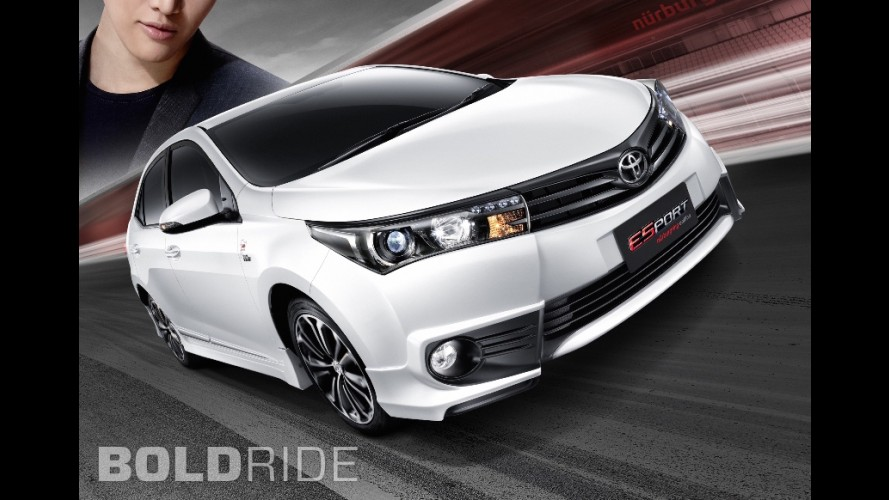 Toyota Corolla Nurburgring Edition