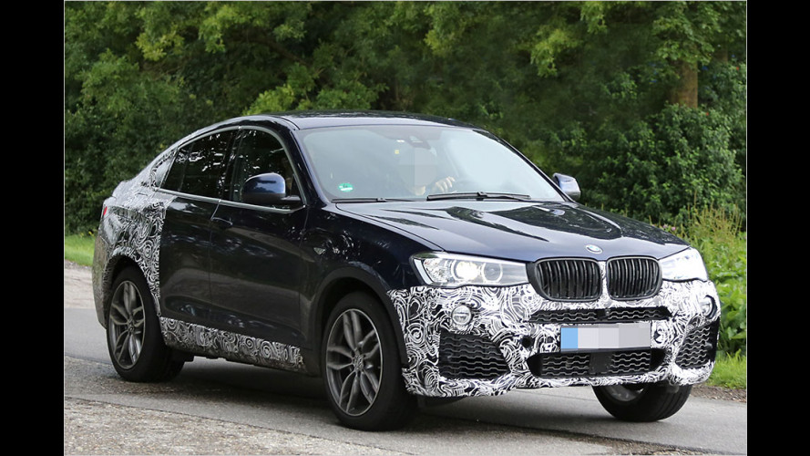BMW X4 M-Performance-Variante schon 2015