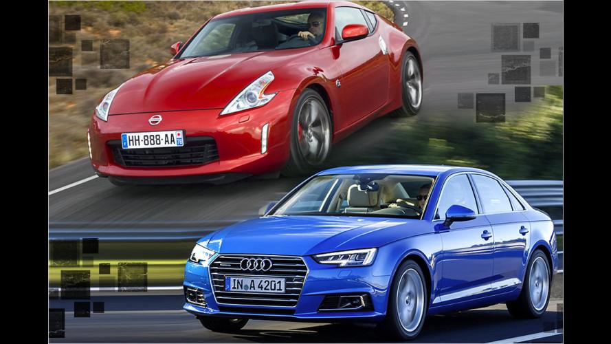 Sechs sells: Die günstigsten Autos mit Sechszylinder