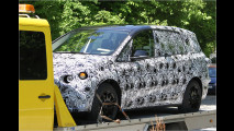 Erwischt: Neuer Van von BMW