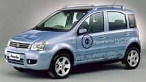 Fiat Panda Prototype Family