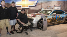 Special Military Tribute Chevrolet Camaro