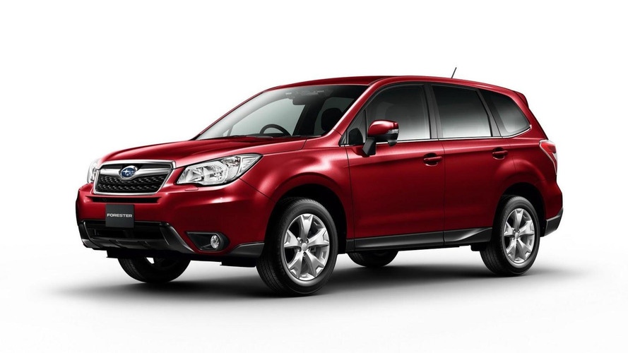 Watch this 2014 Subaru Forester projection-mapped intro [video]