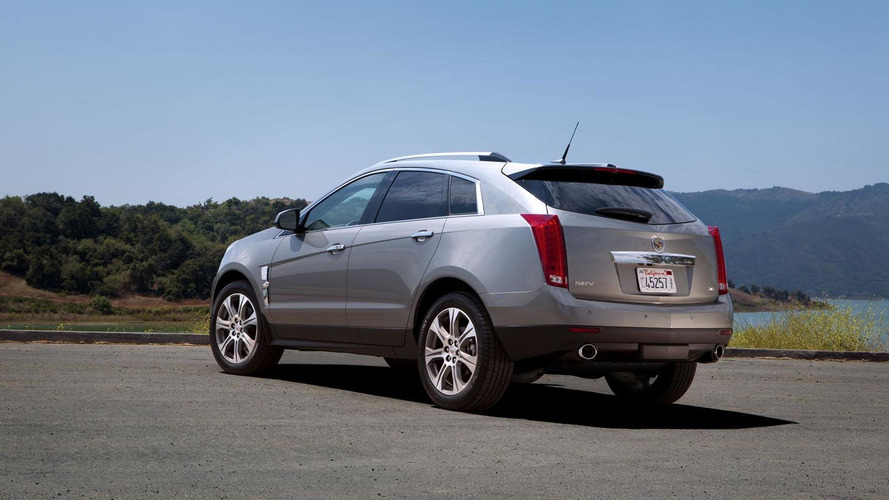 2012 Cadillac SRX gets a performance boost