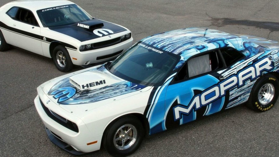 Dodge Reveals Dodge Challenger Drag Race Package Details