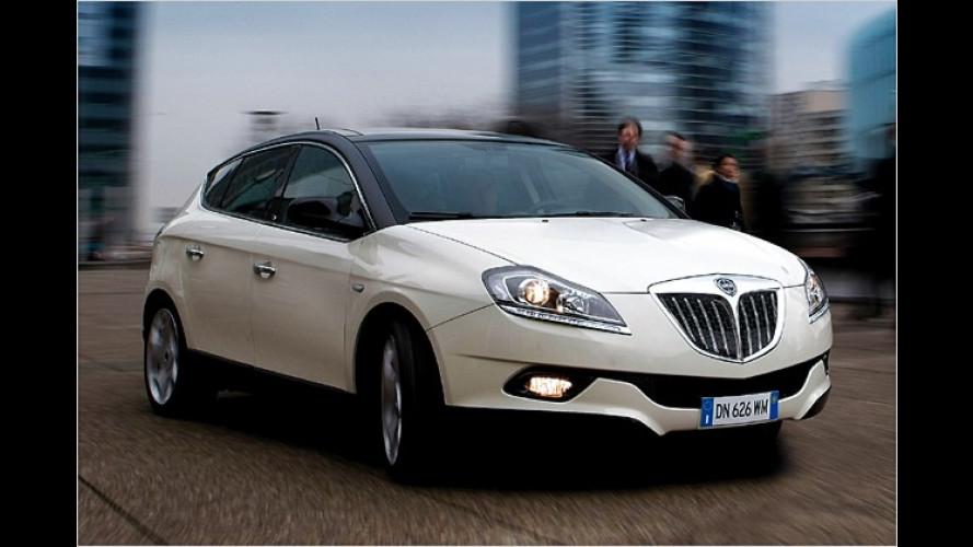 Lancia veröffentlicht die Preise für den neuen Delta