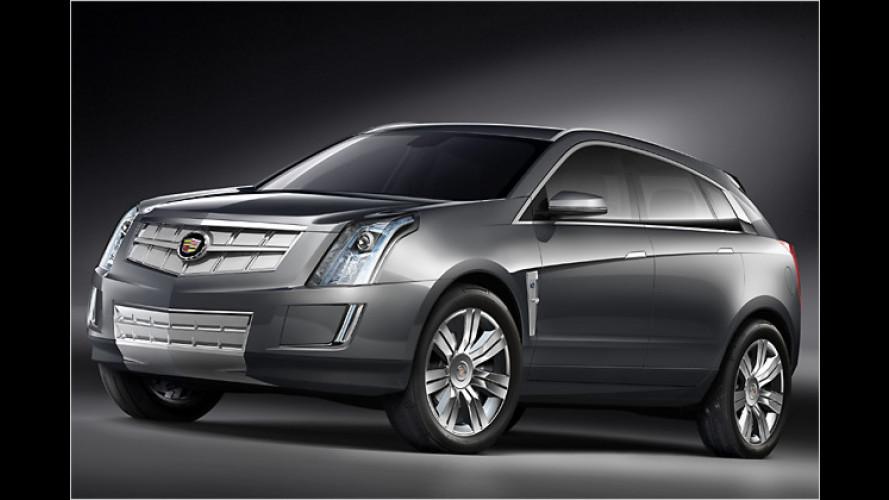Provozierend umweltfreundlich: Cadillac zeigt den Provoq
