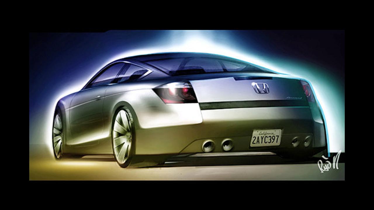 2007: Honda Accord Coupé