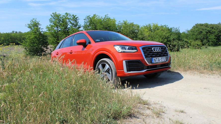 Társaihoz hasonlóan az Audi is rekorddal zárta a 2017-es évet