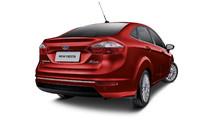 Ford New Fiesta Sedan 2017
