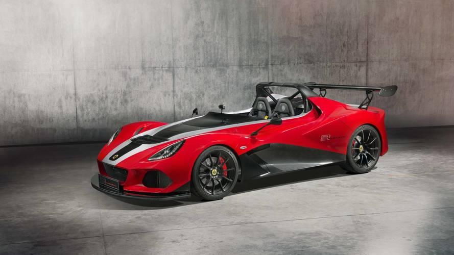 La Lotus 3-Eleven fait ses adieux avec la 430 Final Edition