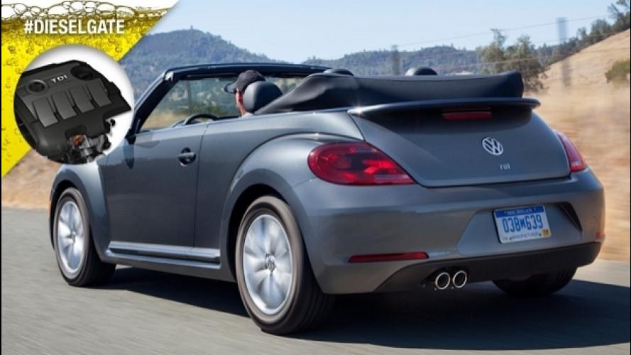Volkswagen, addio ai motori Diesel negli USA