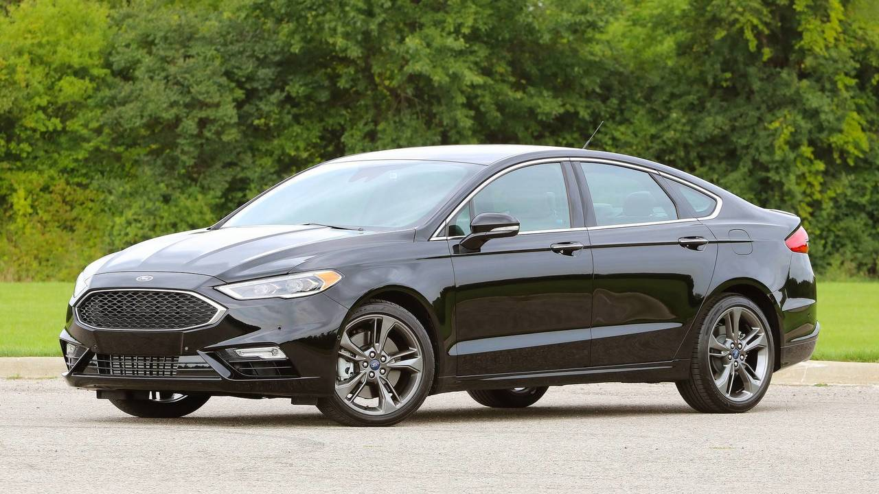 19. Ford Fusion: 209,623 Units