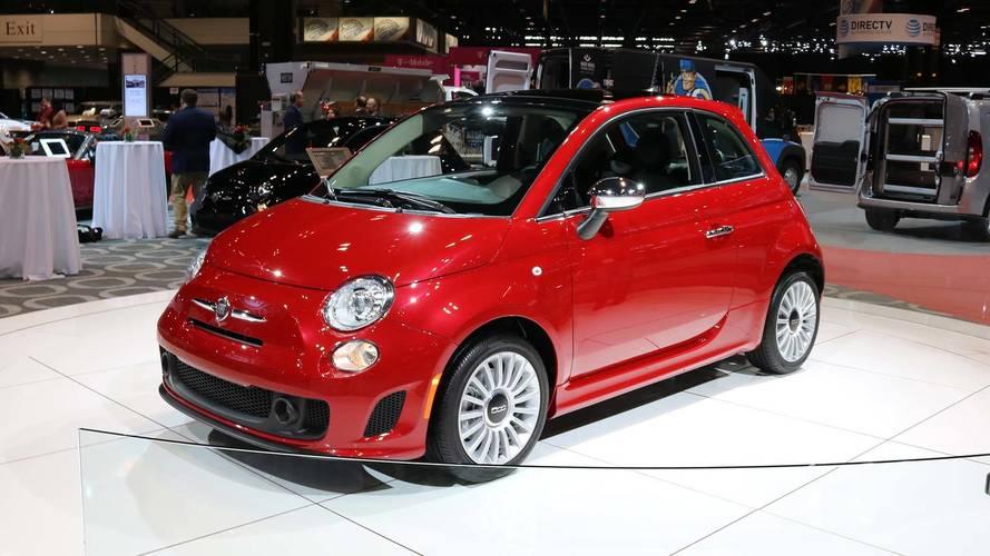Fiat 500 recebe motor turbo em todas as versões