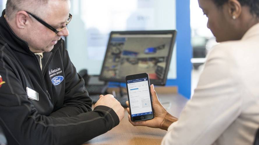 Ford Offers A Way To Give Your Older Model New Connectivity Tech