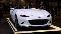 Mazda MX-5 Speedster Evolution, leggera come il vento