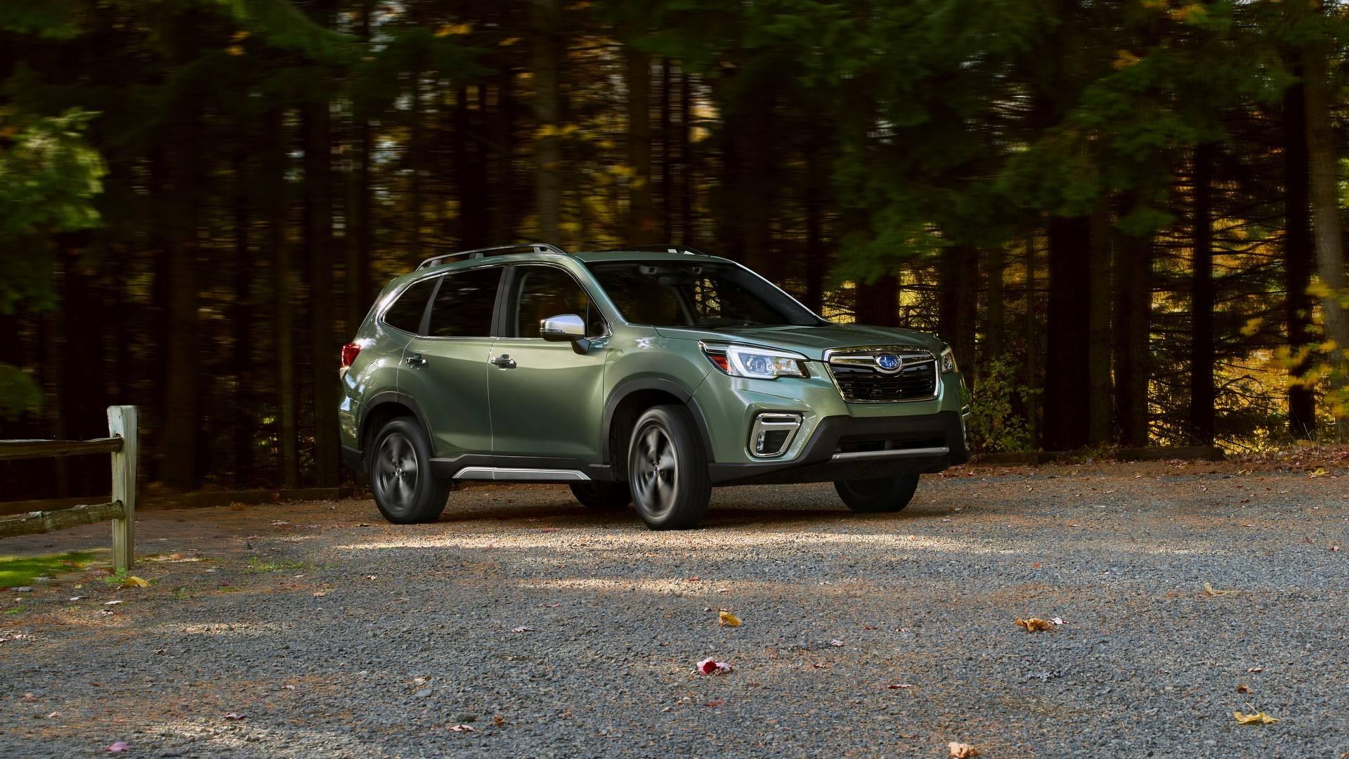 Subaru Forester Handling Car Reviews 2018 2 5xt Engine Diagram 2019 Boasts More Cargo Room Efficiency