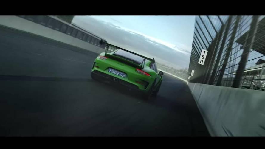Cette vidéo de la Porsche 911 GT3 RS va vous hérisser les poils !