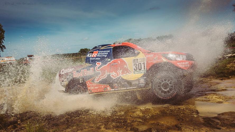 Dakar – Etape 1 - Al-Attiyah et Toyota tirent les premiers