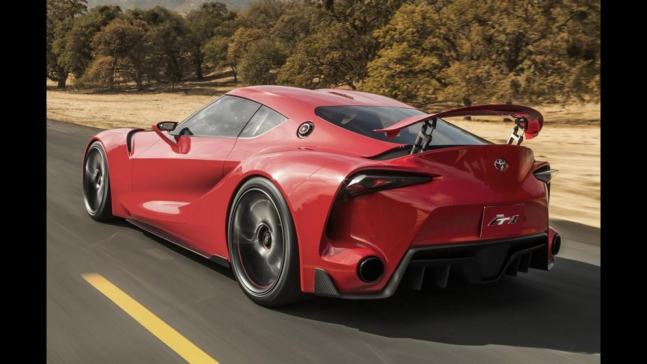 Puristas agradecem: Toyota não vai adotar propulsão híbrida no novo Supra