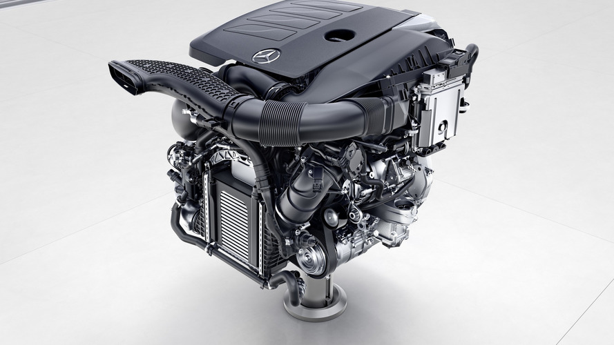 New Mercedes-AMG Family Of '53' Hybrid Powertrains Coming 2018