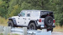 2018 Jeep Wrangler Rubicon casus fotoğrafları