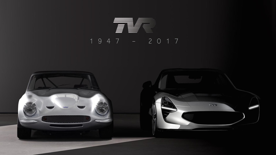 TVR's New Sports Car Will Debut On Friday