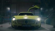 SLS AMG Electric Drive