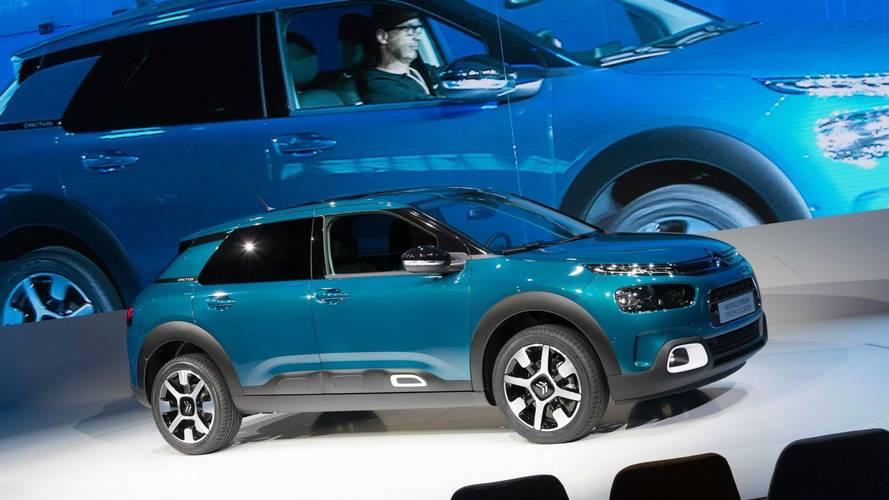 Citroën C4 Cactus 2018 estreia novo visual e perde Airbumps gigantes