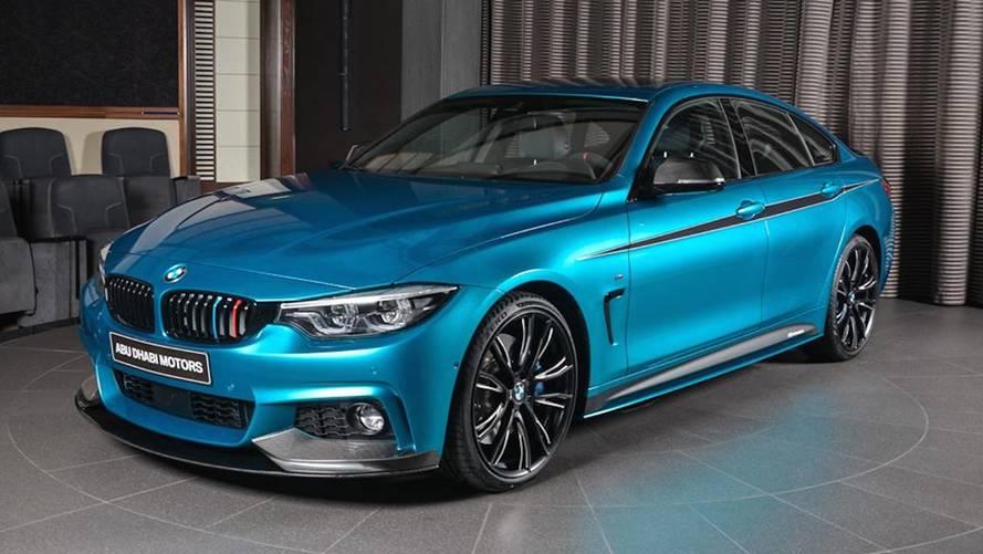 BMW 440i M Performance, M4 Gran Coupe'ye en yakın şey