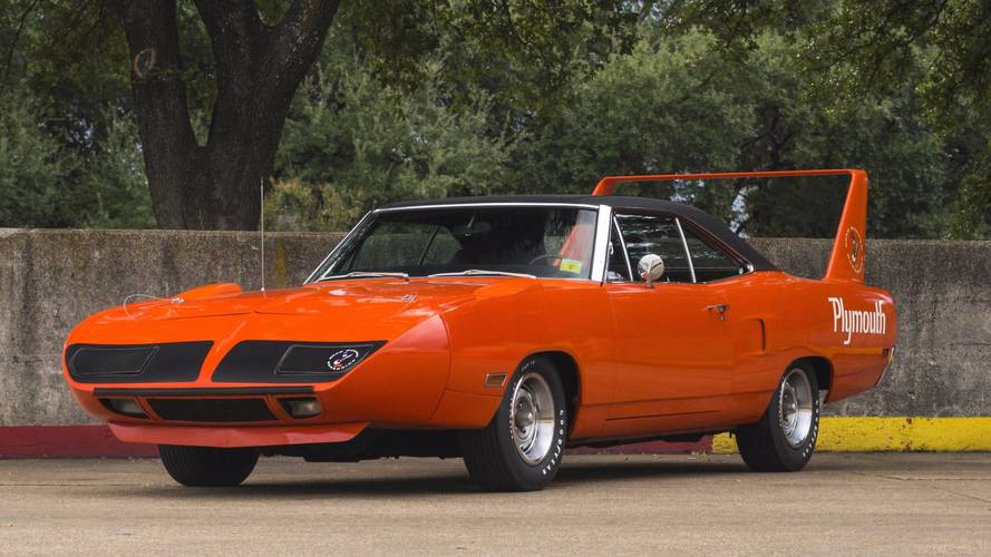 1970 Plymouth Hemi Superbird Auction