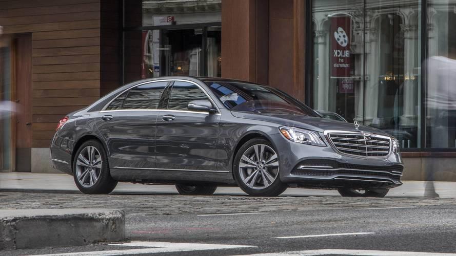 2018 mercedes benz s450 review photos for Mercedes benz mbrace reviews