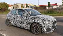 Audi A1 2018, fotos espía