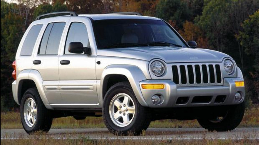 Chrysler respinge il richiamo di 2,7 mln di Jeep