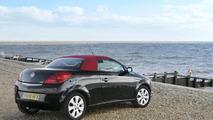 New Opel Tigra Sport Rouge