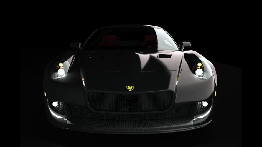 SV 9 Competizione: una Corvette C6 molto speciale