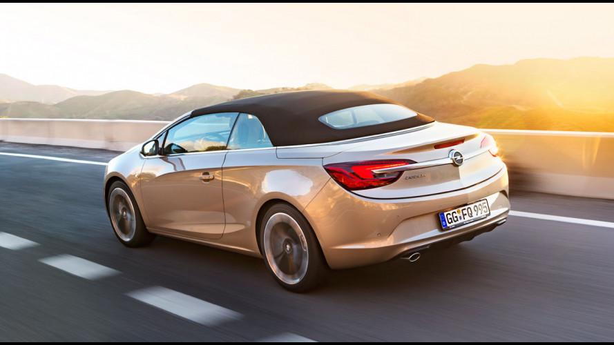 Opel Cascada: i prezzi