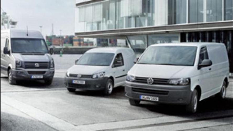 Volkswagen vuole portare negli USA i suoi veicoli commerciali