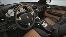 New Porsche Cayenne Turbo S Unveiled In Beijing
