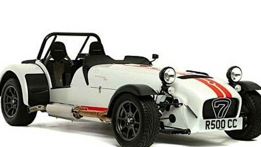 Caterham R500 Superlight Details & Photos Emerge
